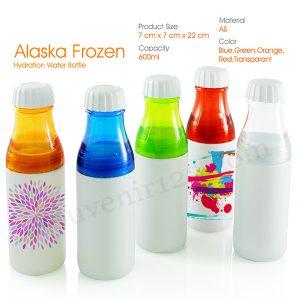 Alaska Frozen Hydration Water Bottle