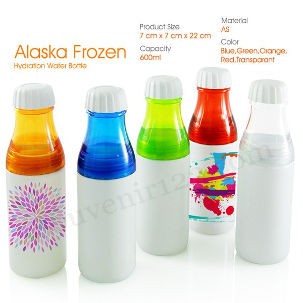 Alaska Frozen Hydration Water Bottle