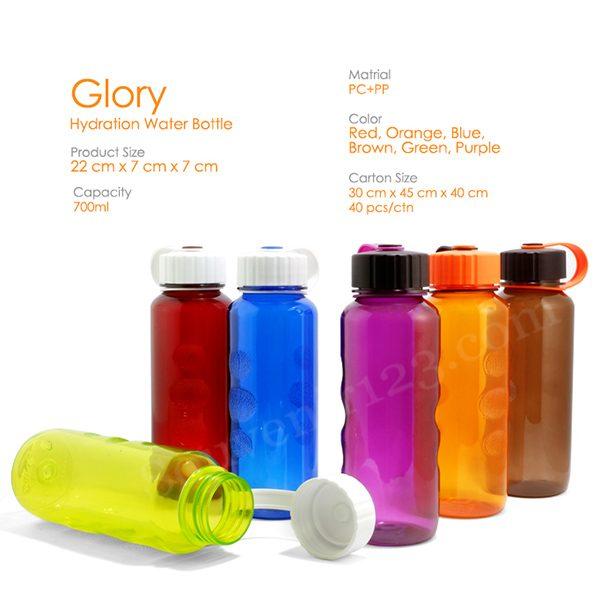Glory Hydration Water Bottle
