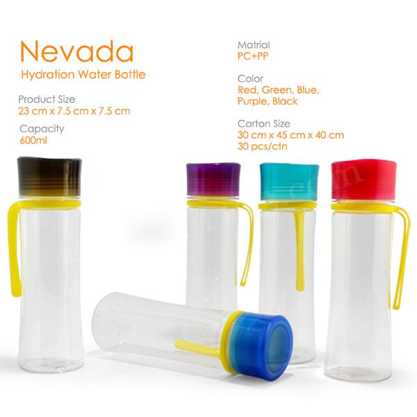 Nevada Hydration Water Bottle