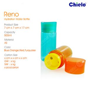 Reno Hydration Water Bottle