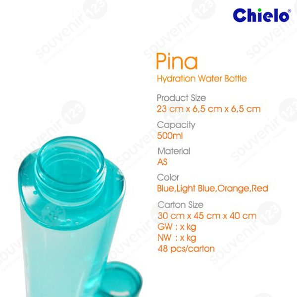 Pina Hydration Water Bottle