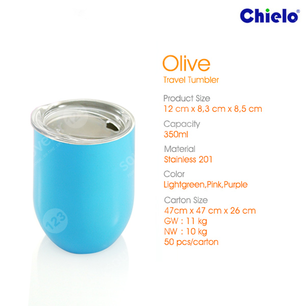 Olive Travel Tumber