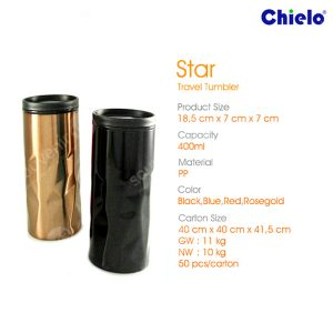 Star Travel Tumbler