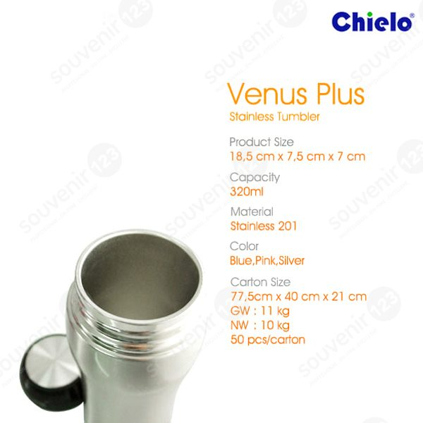 Venus Plus Stainless Tumbler