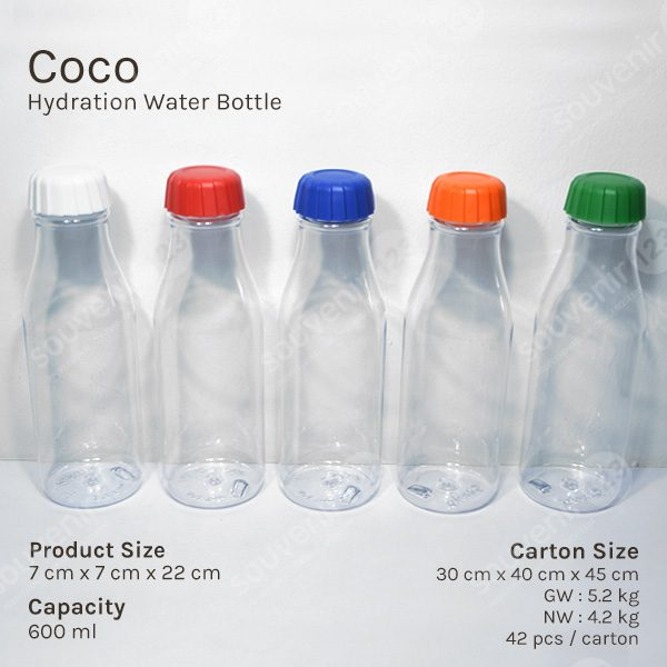 Coco Hydration Water Bottle