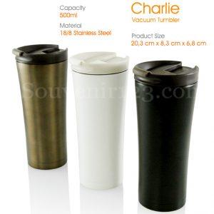 Charlie Vacuum Tumbler