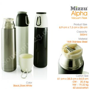 Alpha Vacuum Flask
