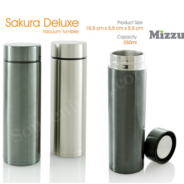 Sakura Deluxe Vacuum Tumbler