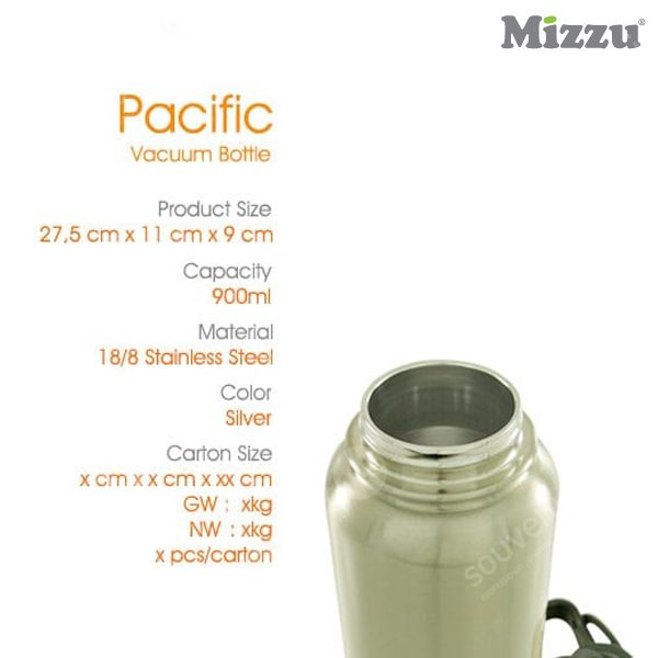 Pacific Vacuum Bottle