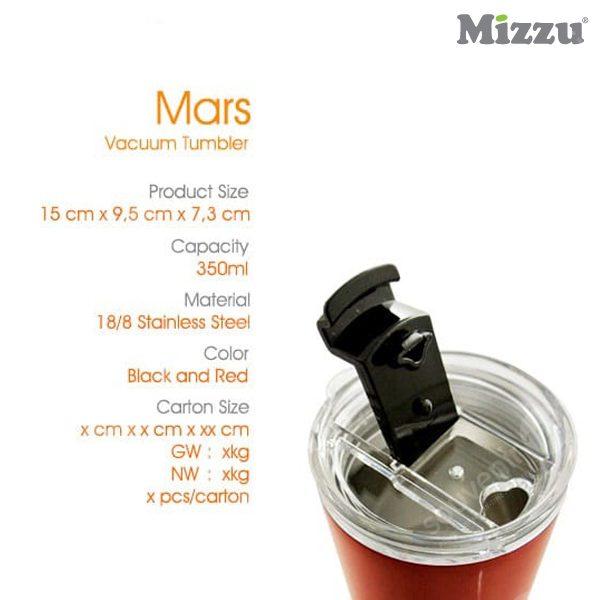 Mars Vacuum Tumbler