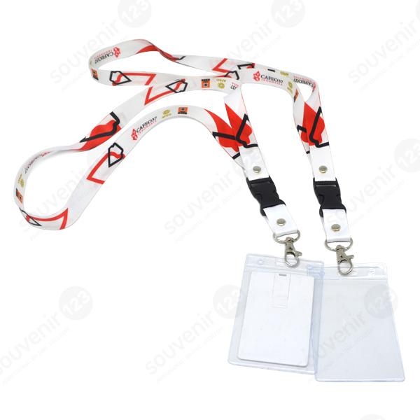 Lanyard/Tali ID Card