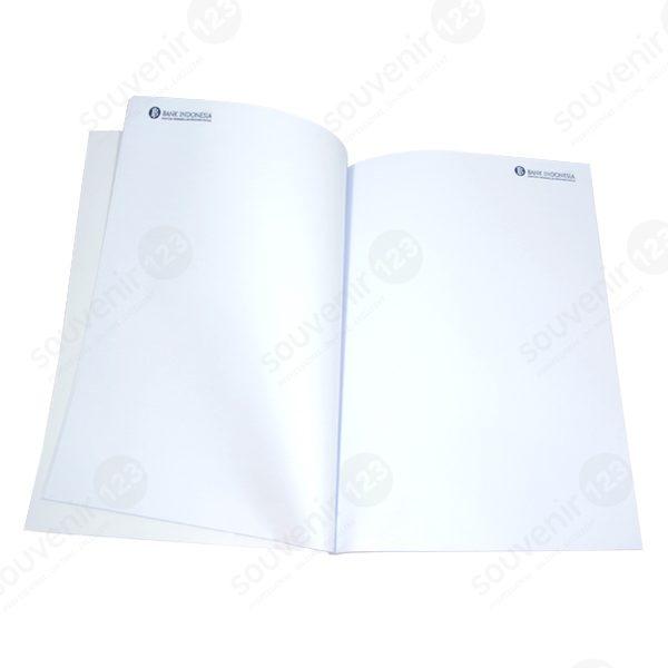 Buku Soft Cover Custom