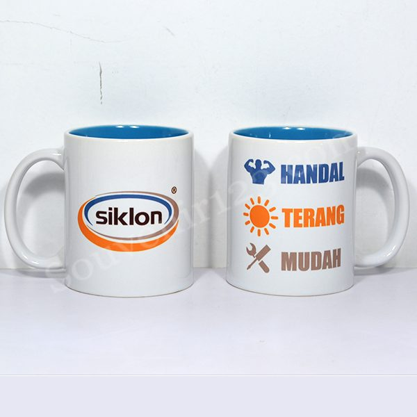 Mug Keramik Two Tone