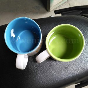 Mug Keramik Two Tone