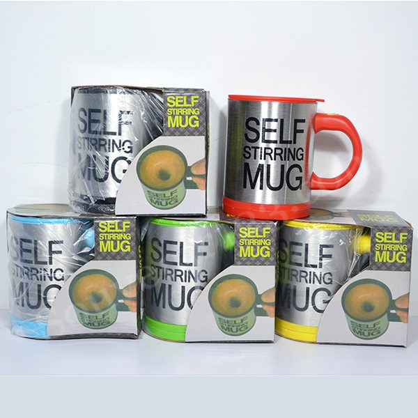Mug Self Stirring