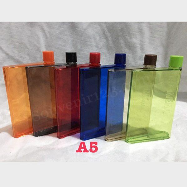 Botol Memo A5
