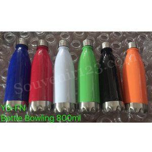 Botol Plastik Bowling WB-115