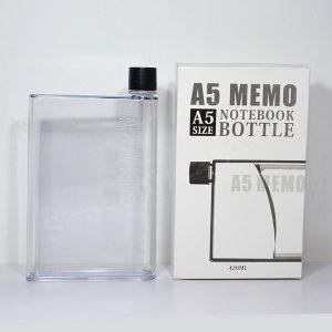 Botol Memo Bening TP08