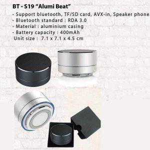 Bluetooth Speaker Alumi Beat BTS19