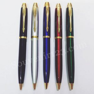 Pulpen Metal 222 (model Parker IM)