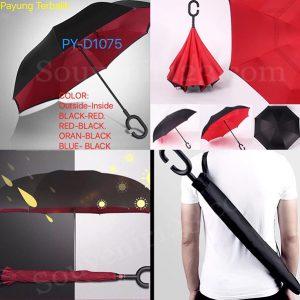 Payung Terbalik PY-D1075