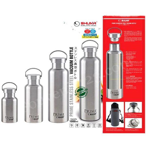 Shuma Prime S/S Vacuum Bottle 750ml