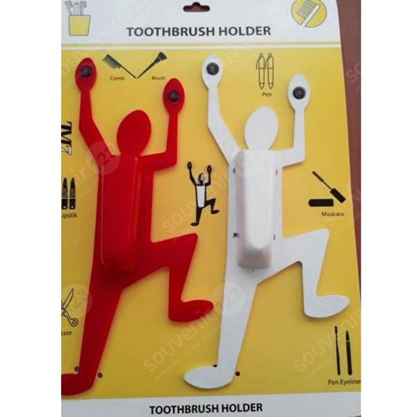 Toothbrush Holder (1 pasang)