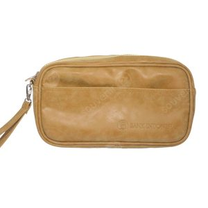 Leather Clutch Model TK-024 bahan Vintage
