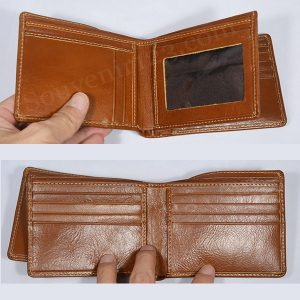 Dompet Leather Pria