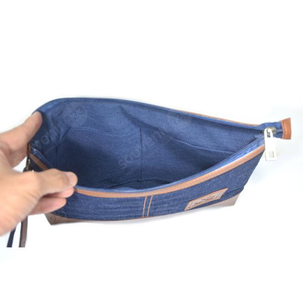 Tas Jeans Kombinasi Spon TK-033