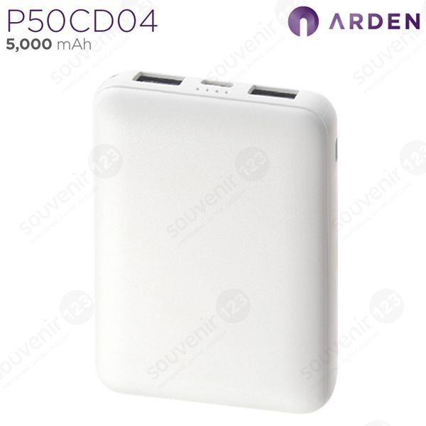 Powerbank Arden 5000mAh P50CD04