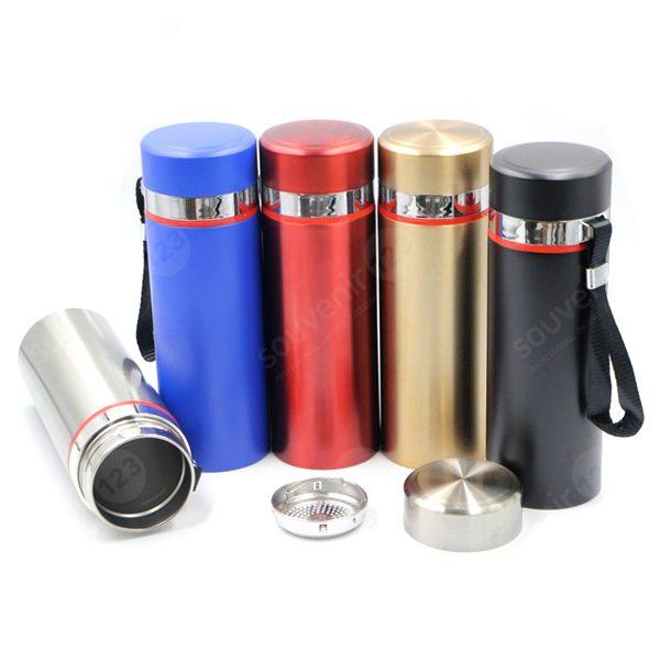 Tumbler Vacuum Stainless Saringan Strap