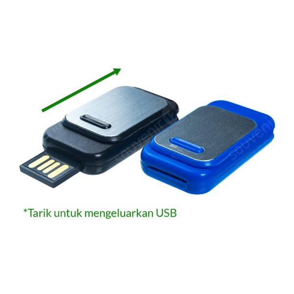 USB Plastik Snappy FDPL38
