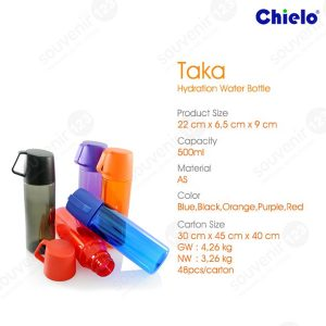 Taka Hydration Water Bottle