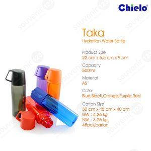 Taka Hydration Water Bottle