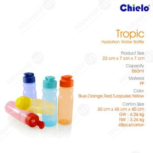 Tropic Hydration Water Bottle