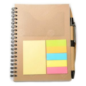 Notes Transparan + Post-It N-807