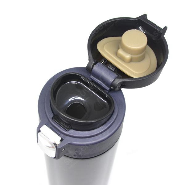 Tumbler Vacuum Stainless Bukaan Kunci