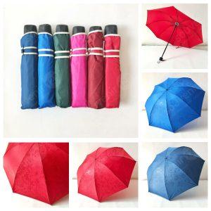 Payung Lipat 3 Dimensi Bunga 11349 GRC