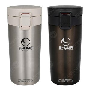 Shuma S/S 316 Ultra Light One Push Vacuum Tumbler 400ml