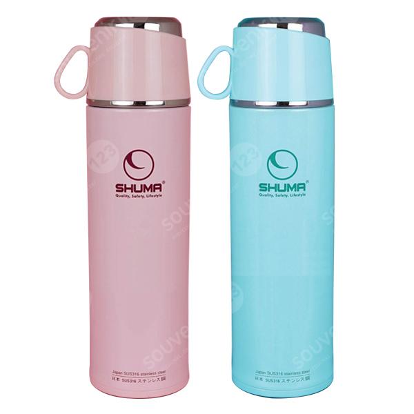 Shuma S/S 316 Ultra Light Vacuum Bottle 500ml