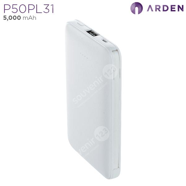 Powerbank Arden 5000mAh P50PL31