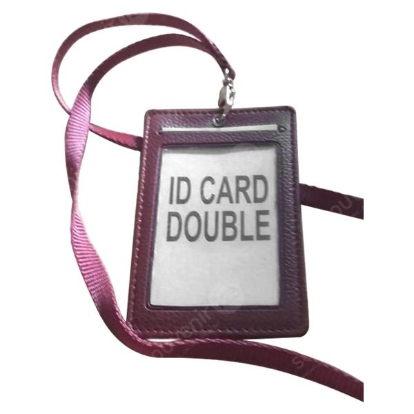 ID Card Holder Bahan Spon