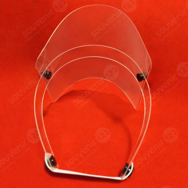 Face Shield Polycarbonate Tipe A