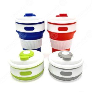 Botol Gelas Minum Lipat / Foldable Cup