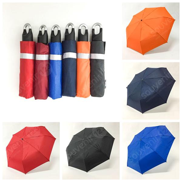Payung Lipat 3 Gagang Gantungan 72006 GRC
