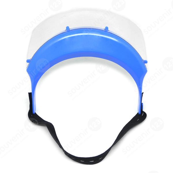 Face Shield Plastik Pabrikan