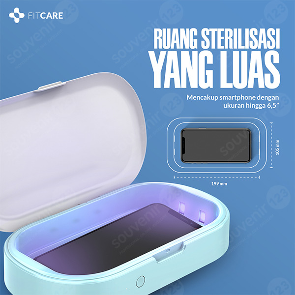 UV Sterilizer Box UVC UVB02