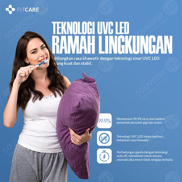 UV Sterilizer Toothbrush Personal
